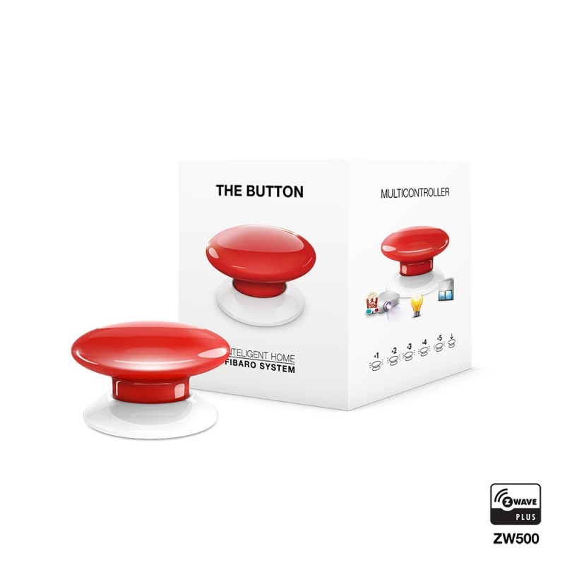 Buton FIBARO Z-Wave Plus